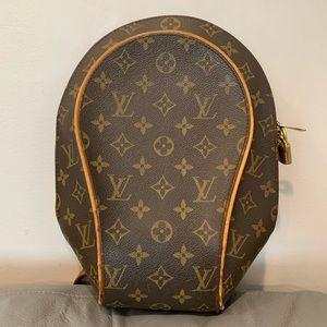 Louis Vuitton Ellipse backpack.